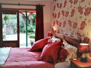 Stafford Room Bedroom