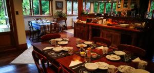 Breakfast in the Homestead