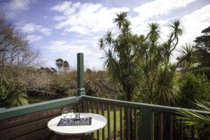 Waimea Suite Balcony and View